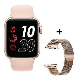 Relógio Eletrônico Smartwatch Iwo Max T500 - 43mm
