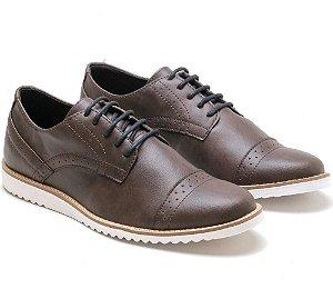 Sapato Social Masculino em Couro - 2 cores