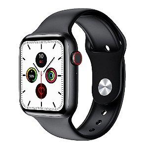 Relógio Smartwatch Eletrônico Iwo W26 - Tela Infinita - 44mm