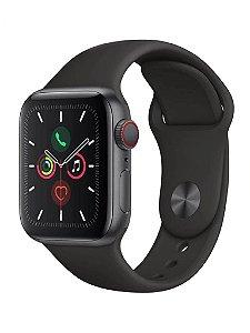 Relógio Eletrônico Smartwatch Iwo 12 - 40mm / 44mm (3 pulseiras)