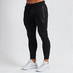 Calça de Moletom Fitness Jogger Masculina Elevate