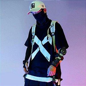 Camiseta Hip Hop StreetWear X