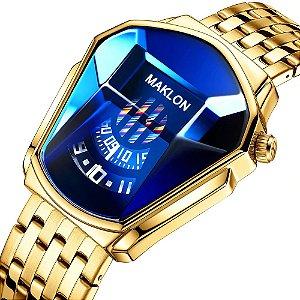 Relógio Maklon Modern Speed