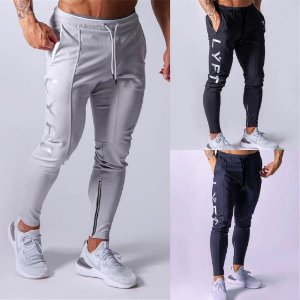 Calça de Moletom Fitness Jogger Masculina Lyft
