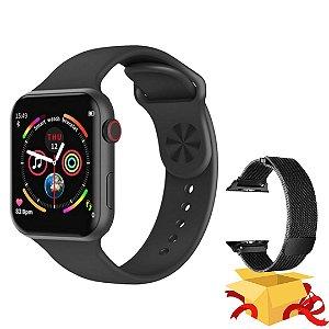 Relógio Eletrônico Smartwatch Iwo 10 Lite - 44mm + Brinde
