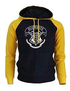 Blusa em Moletom Hogwarts - Com Capuz