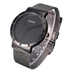 Relógio Paidu Inox