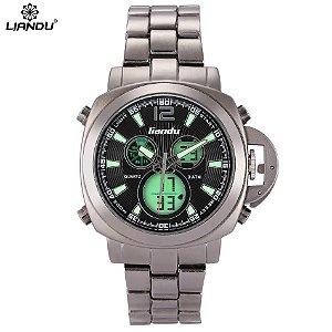 Relógio Liandu Luxo Digital