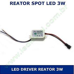 Reator Driver Spot Led 3w Bivolt - LEDILUMI