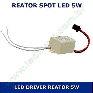 Reator Driver Spot Led 5w Bivolt - LEDILUMI