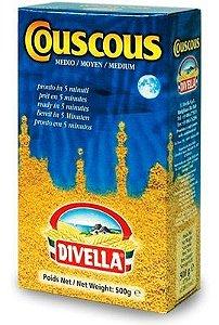 COUSCOUS Divella (un)