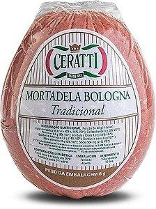 MORTADELA Bologna tradicional - CERATTI (kg)