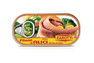 ALICHE - Zarotti - Em filé (lata 48 gr)