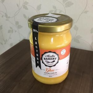 Manteiga Clarificada Ghee -150ml (Madhu Bakery)