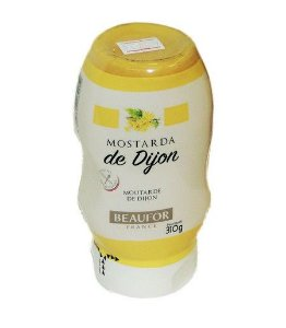 Mostarda de Dijon Beaufor 310g (UND)