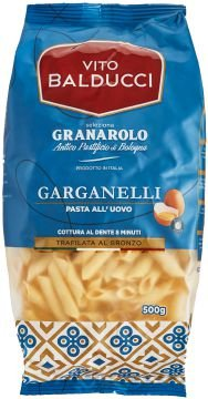 Garganelli com Ovos Vito Balducci 500g