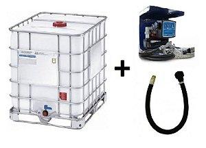 Kit de Abastecimento para Diesel à Bateria com IBC - 12V 40L/min