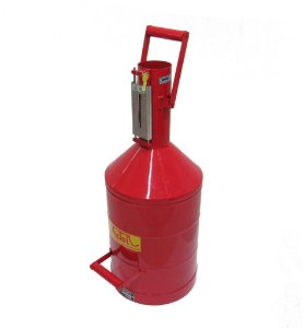 Aferidor P/ Bomba de Combustível - 20 Lts Jactoil