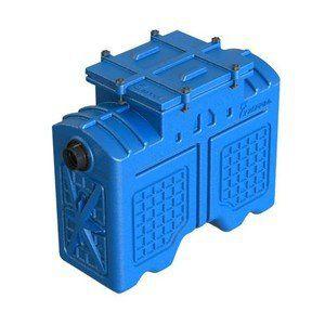 Caixa Separadora de Água e Óleo - Modelo ZP-1000