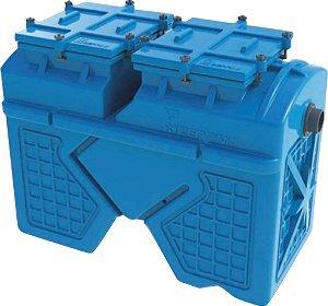 Caixa Separadora de Água e Óleo - Modelo ZP-2000