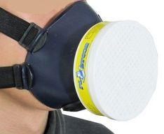 Respirador Semi Facial + Filtro para Combustível