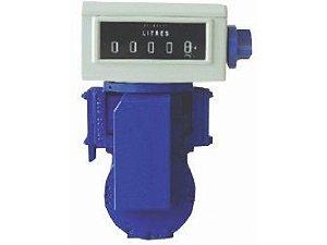 Medidor Registrador Mecânico Para Combustíveis - Alta Vazão