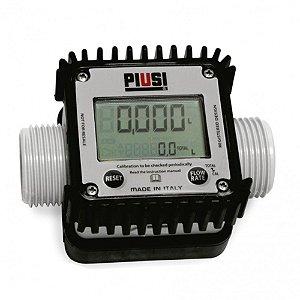 Medidor Digital De Linha Em Acetal Para Arla 32