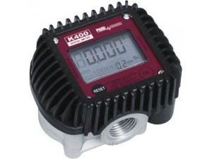 Medidor Digital Para Diesel e Oleo Lubrificante 30 LPM - Piuse