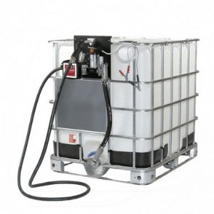 Unidade de Abastecimento II - Bateria 12V - Diesel 60 L/min