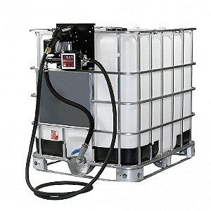 Unidade de Abastecimento para Diesel Completa 220V - 60 L/min