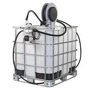 Unidade de Abastecimento de Arla Elétrica - Básica Com Carretel