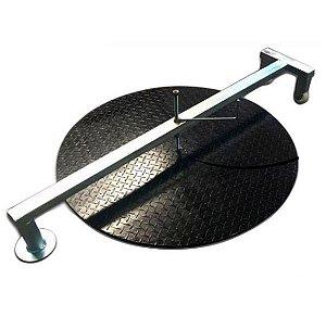 Dispositivo para Suspender e Remover Câmaras de Calçada