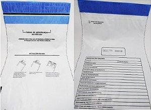 Envelope para Frasco Amostra Testemunha - ANP