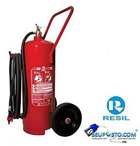 Extintores Carretas de Pó BC - 50kg