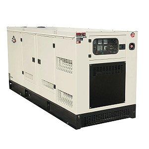Gerador de Energia à Diesel 62,5 KVA Trifasico 220V Cabinado