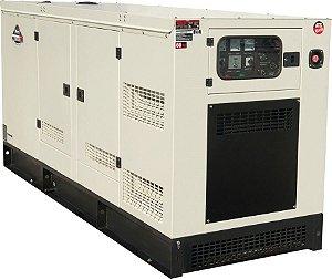 Gerador a Diesel 125 KVA Trifásico 220V  - Cabinado