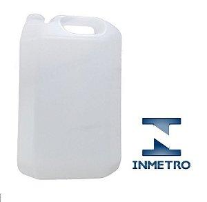 Galão de Emergência de 5 Litros - Certificado Inmetro