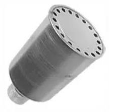 Silencioso para Compressor e Elevador Rosca 1/2 npt