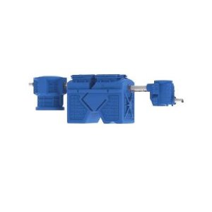 Sistema Separador de Água e Óleo 1000 L/H
