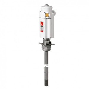 Propulsora Pneumática para Graxa Adaptável a Reservatórios de 50 Kg 1200GPM