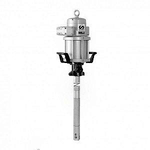 Propulsora Pneumática de Alta Vazão Adaptável a Reservatório de 200 Kg 6000GPM