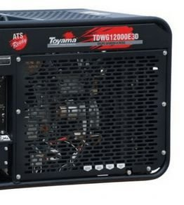 Gerador de Energia a Diesel 12,6 KVA -Trifasico 220V -aberto