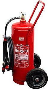 Extintor de Pó BC 50 Kg