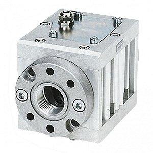 Medidor de Pulso Óleo Lubrificante e Diesel Entrada e saída de 1 Polegada BSP 100LPM