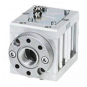 Medidor de Pulso para Diesel e Óleo Entrada e saída de 1-1-2 Polegadas BSP 150LPM