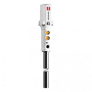 Propulsora Pneumática Óleo Lubrificante Adaptável a Tambor 200 Litros 35LPM