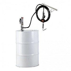 Unidade de Abastecimento Medidor Digital 10M Mang 1-2Pol Adp Tambor 35LPM