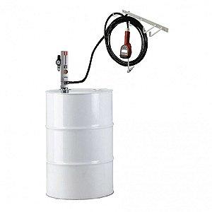 Unidade de Abastecimento Medidor Programável 10M Mang 1-2Pol Adp Tambor 35LPM