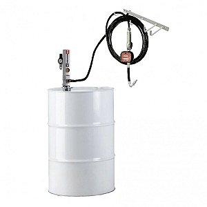 Unidade de Abastecimento Medidor Mecânico 10M Mang 1-2Pol Adp Tambor 35LPM