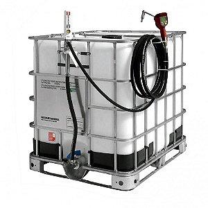 Unidade de Abastecimento Med Programável 10M Mang 1-2Pol IBC 1000LT 35LPM